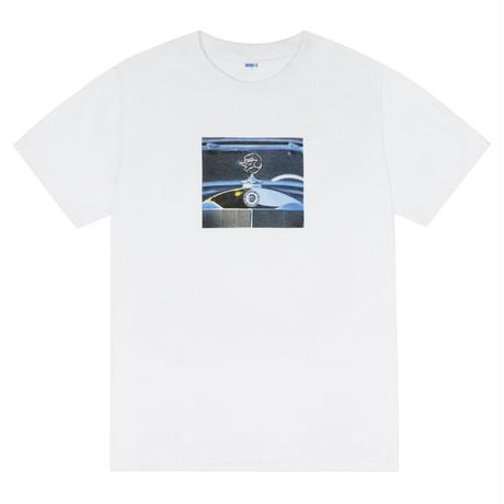 CLASSIC GRIP TAPE LUXURY CAR TEE-WHITE