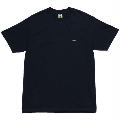 BEDLAM GAIN S/S TEE-NAVY