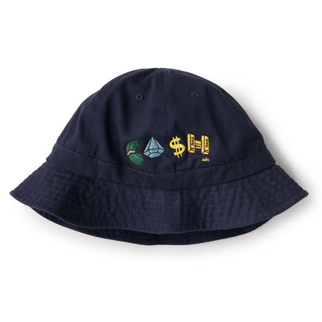 INTERBREED X CLEOFUS PAYDAY HAT-NAVY