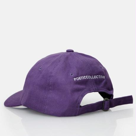 POETIC COLLECTIVE CLASSIC CAP-PUEPLE