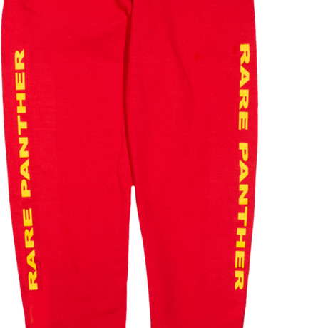 RARE PANTHER SWEATS PANT RED