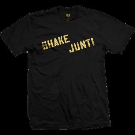 SHAKE JUNT WADEGRIP TEE-BLACK