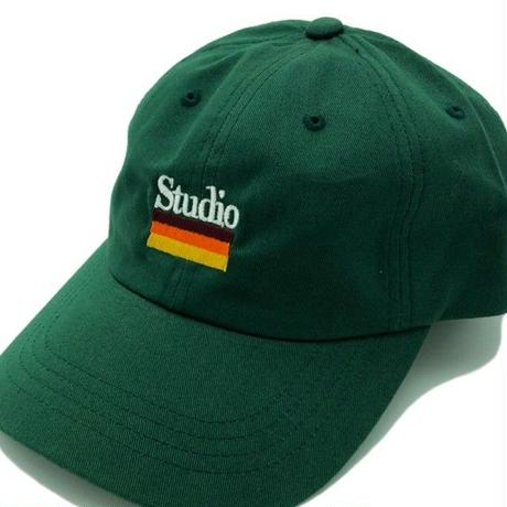 STUDIO SKATEBOARDS MELLOW STRIPES DADHAT-F,GREEN
