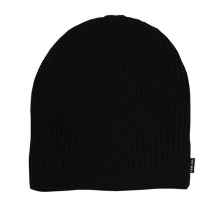 WHIMSY SINGLE BEANIE - BLACK