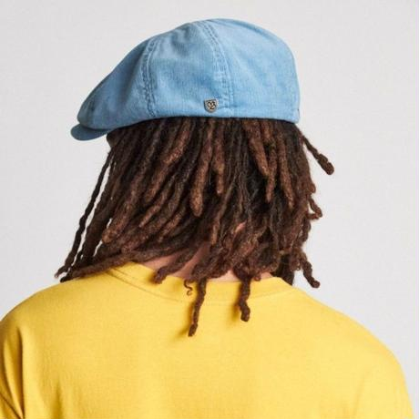 BRIXTON BROOD SNAP CAP-ORION BLUE