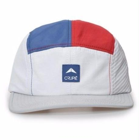 CRUPIE APEX 97 FIVE PANEL STRAP HAT