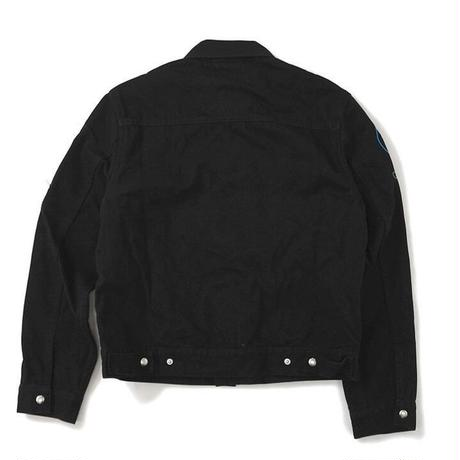 FUCKING AWESOME SPONSORED FA RODEO JACKET-BLACK