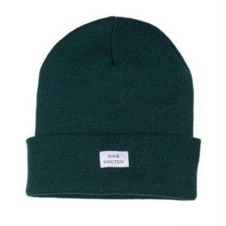 SOUR SOLUTION GM BEANIE-4色