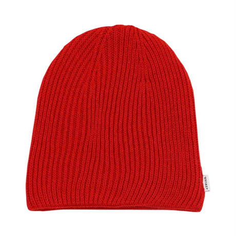 WHIMSY SINGLE BEANIE - RED