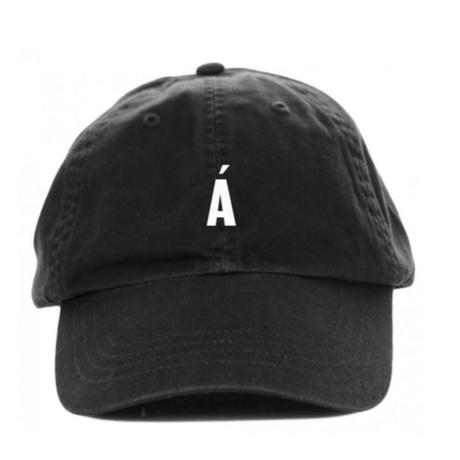 DEVA STATES   A LOGO CAP    BLACK