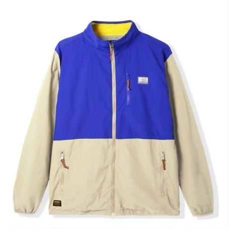 BUTTER GOODS SEARCH JACKET-KHAKI/ROYAL