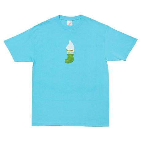 WHIMSY MELON SODA TEE-L,BLUE