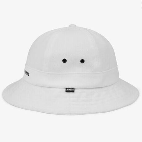 NOTHIN'SPECIAL OUT OF NOTHING BELL HAT - WHITE