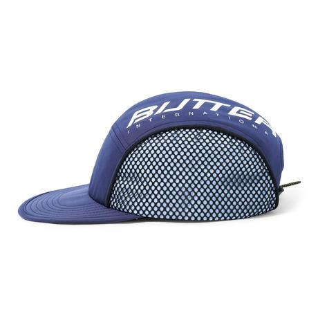 BUTTER GOODS INTERNATIONAL CAMP CAP-NAVY