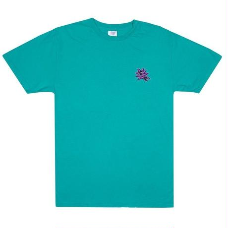 RIPNDIP TUCKED IN TEE-TEAL