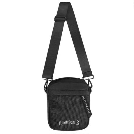 WASTED PARIS DAILY BAG-BLACK