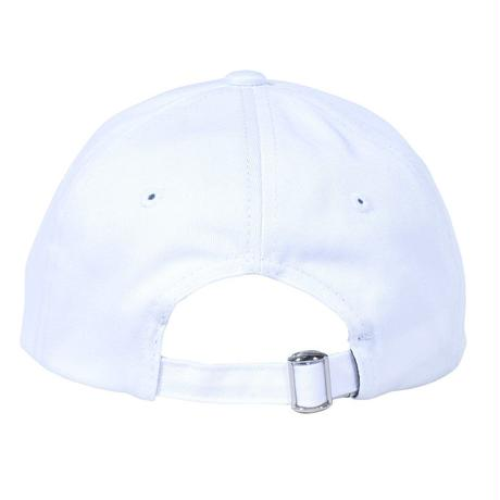 RIPNDIP TUCKED IN DAD HAT-WHITE