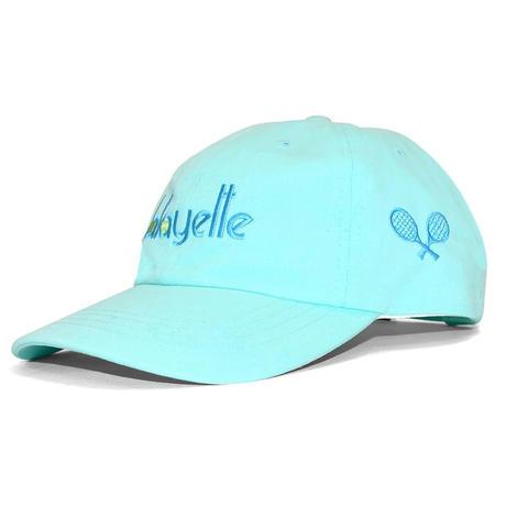 LAFAYETTE TENNIS LOGO DAD HAT-L,BLUE