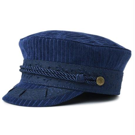 BRIXTON ALBANY CAP-PATRIOT BLUE