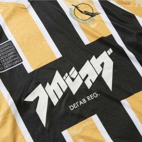 DEMARCOLAB  DMLAB SOCCER JERSEY-YELLOW