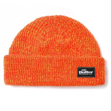 BUTTER GOODS EVEREST BEANIE-ORANGE