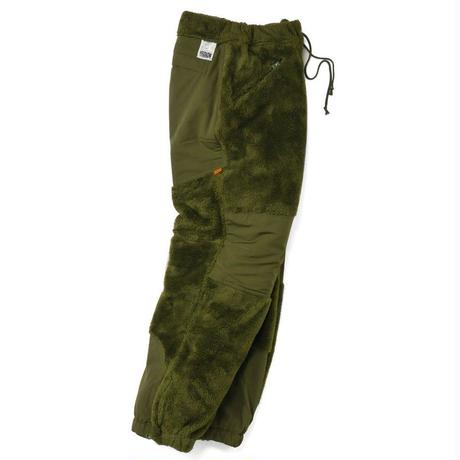INTERBREED PATROL COMBAT FLEECE PANTS OLIVE