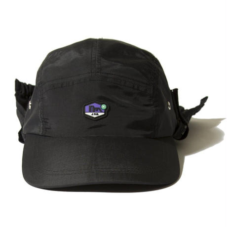 DEMARCOLAB DMC+2 SAFARI HAT-BLACK