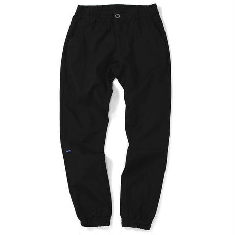 LAFAYETTE STRETCH JOGGER PANTS-BLACK