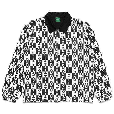 CARROTS  BLOCK COACHES JACKET - BLACK/WHITE