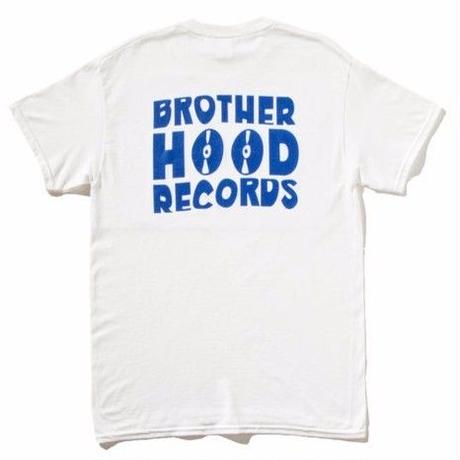 BROTHER HOOD DANCE PARTY  S/S TEE    WHITE