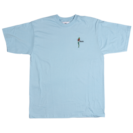 SOUR SOLUTION    QUETZAI TEE SKYBLUE