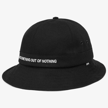 NOTHIN'SPECIAL OUT OF NOTHING BELL HAT - BLACK