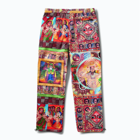 DIAMOND ICON TRACK PANT-MULTI