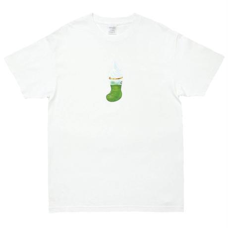 WHIMSY MELON SODA TEE-WHITE