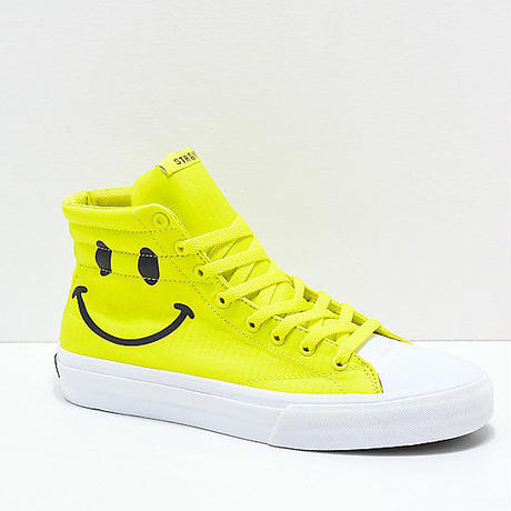 STRAYE VENICE SMILEY S,YELLOW