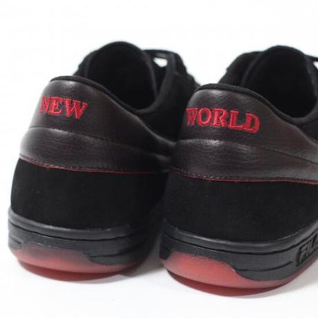 HELLRAZOR x FILA NEW WORLD ORIGINAL TENNIS - BLACK