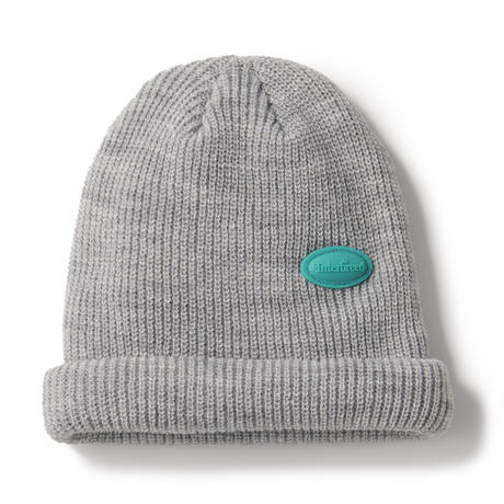 INTERBREED BUBBLE PATCH BEANIE-6色