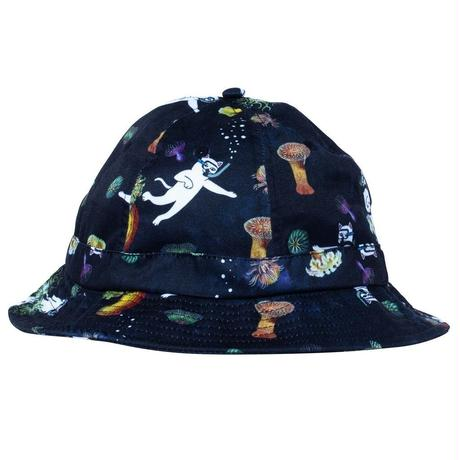 RIPNDIP SCUBA NERM BUCKET HAT-BLACK