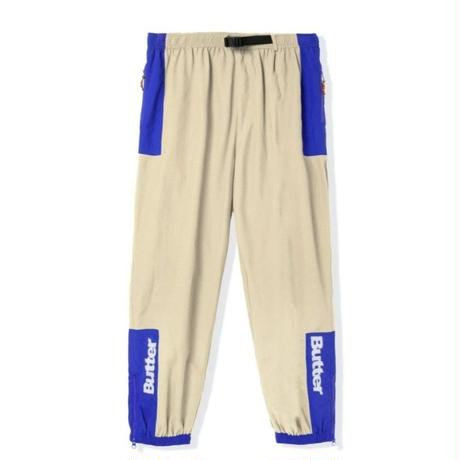 BUTTER GOODS SEARCH TRACK PANT-KHAKI/ROYAL