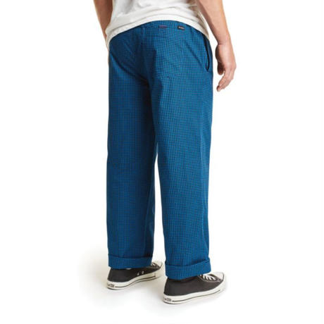 BRIXTON STEADY WAISTBAND PANT-R,BLUE