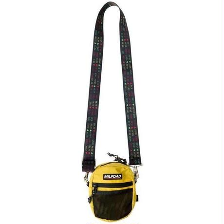 MILFDAD  STOCK SHOULDER BAG-YELLOW