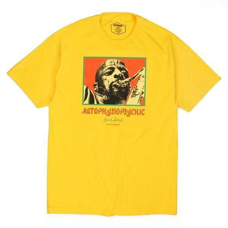 BUTTER GOODS AUTOPHYSIOPSYCHIC TEE    YELLOW