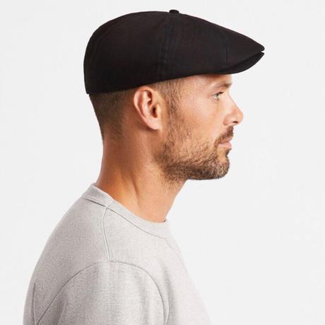 BRIXTON BROOD SNAP CAP-BLACK