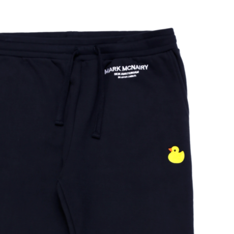 CARROTS XMARKMCNAIRY DUCK WORDMARK SWEATPANTS - NAVY