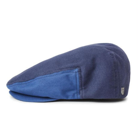 BRIXTON HOOLIGAN LIGHTWEIGHT SNAP CAP-RIVER/WASHED NAVY