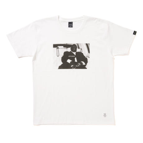 "【APPLEBUM】""Notorious Limousine"" T-shirt [White]"