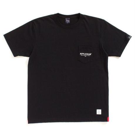 "【APPLEBUM】""Pool Side"" Pocket T-shirt [Black]"