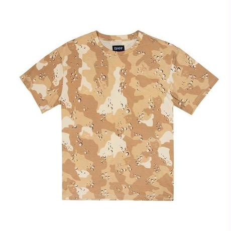 【RIPNDIP】NERM CAMO ALL OVER TEE (CHOC CHIP CAMO)