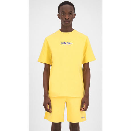 【dailypaper】Yellow Essential TEE