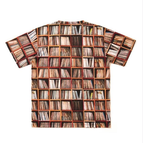 "【APPLEBUM】""Record Shelf"" T-shirt"